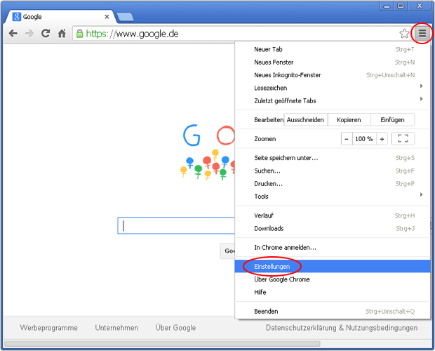 google-chrome-einstellungen-1