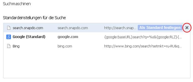 google-chrome-suchmaschinen