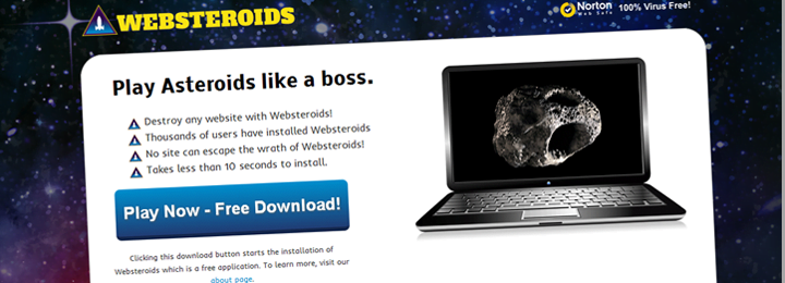 what is websteroids service