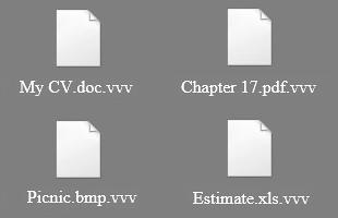 Die .vvv Dateien können nicht auf konventionelle Art und Weise geöffnet werden