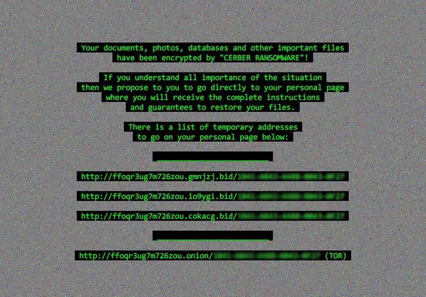Cerber Desktophintergrund