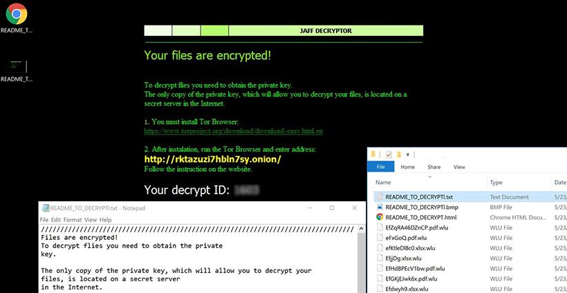 .wlu Datei-Verschlüsselungs-Virus