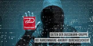 Daten der Dussmann-Gruppe bei Ransomware-Angriff durchgesickert